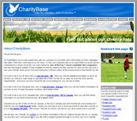 CharityBase - Charity mailing lists