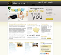 Happy Hands Domestic Cleaning
