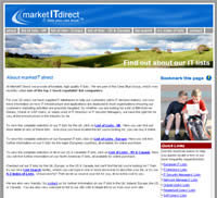 marketIT direct - IT mailing lists