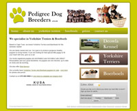 Pedigree Dog Breeders