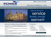Power Electrical Installations Luton