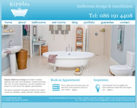 Ripples bathroom design Dublin